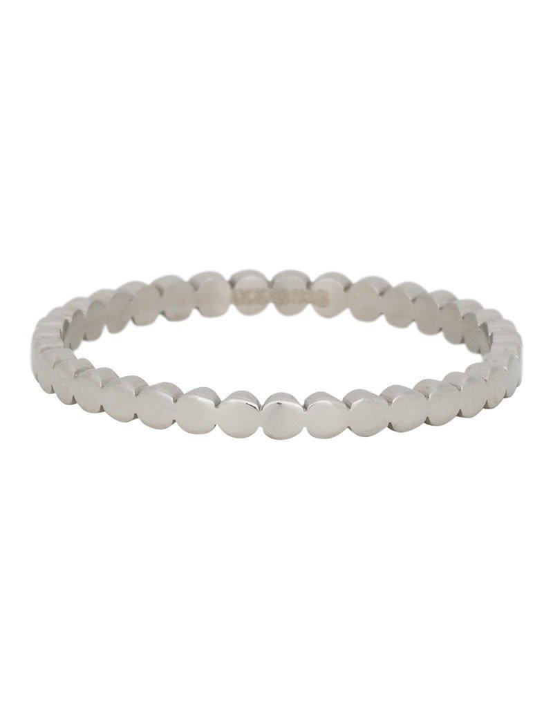 iXXXi iXXXi R02810-03 18 Ring zilver Flat circels