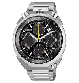 "Citizen Citizen AV0080-88E Horloge Chrono Super Titanium ""Bullhead"""