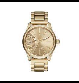 Diesel DZ1761 Horloge Staal goud