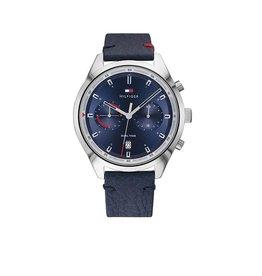 Tommy Hilfiger Tommy Hilfiger TH1791728 Horloge Heren Bennett Staal blauw