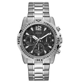 Guess Guess GW0056G1 Horloge Chrono Staal