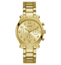 Guess Guess GW0035L2 Horloge dames staal gold plated