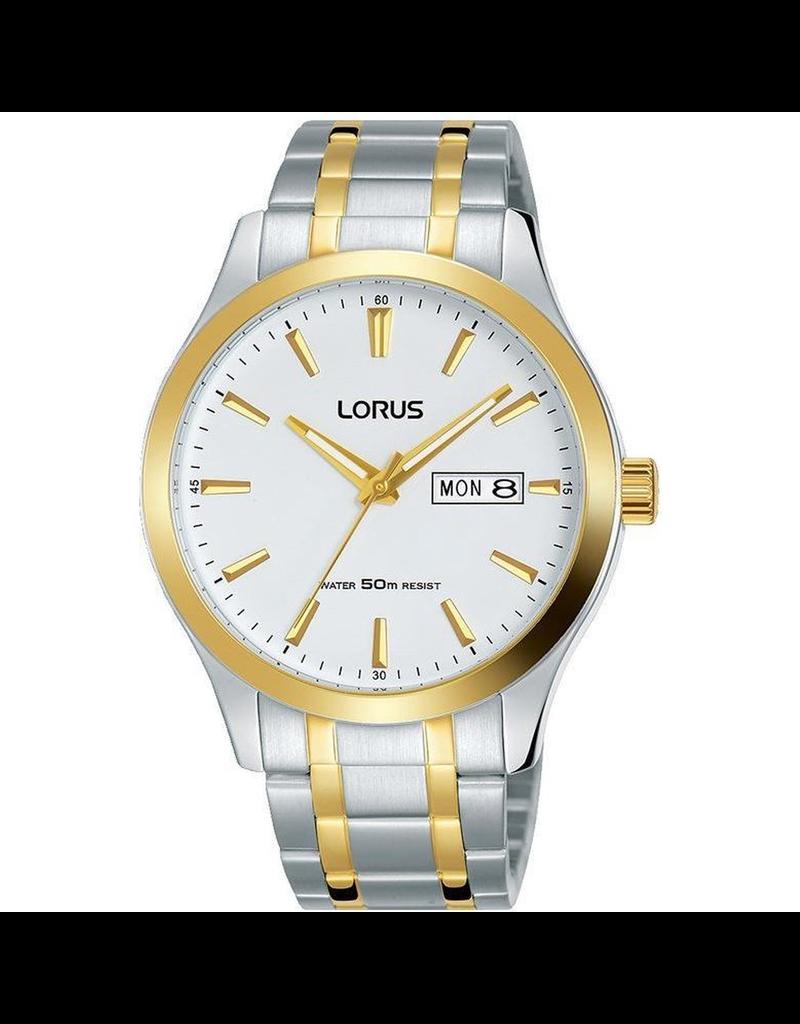 Lorus Lorus RXN60DX-9 Horloge heren staal bicolour