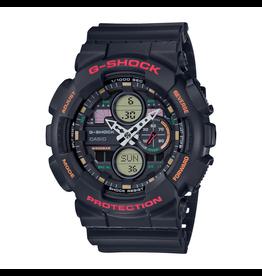 Casio Casio G-shock GA-140-1A4ER Horloge digi zwart