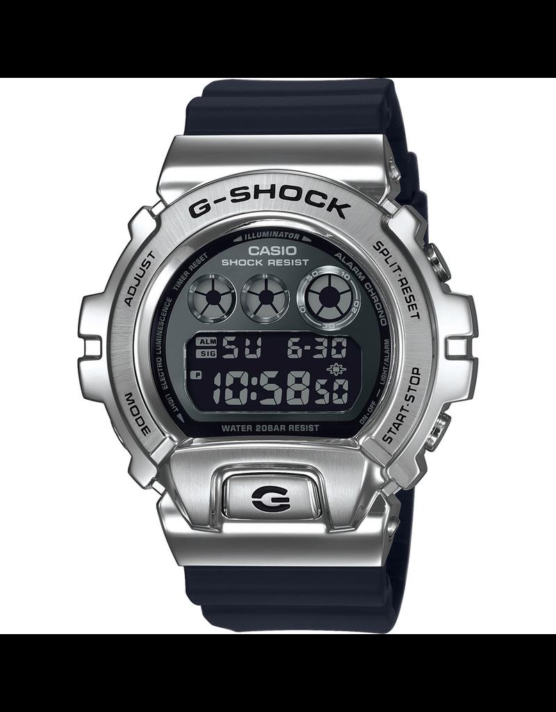Casio Casio G-Shock GM-6900-1ER  Horloge Digi staal rubber
