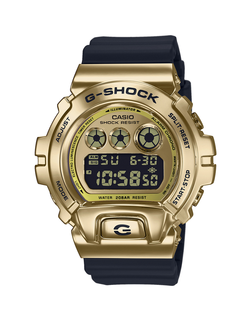 Casio G-Shock GM-6900-9ER Horloge Digi Goud