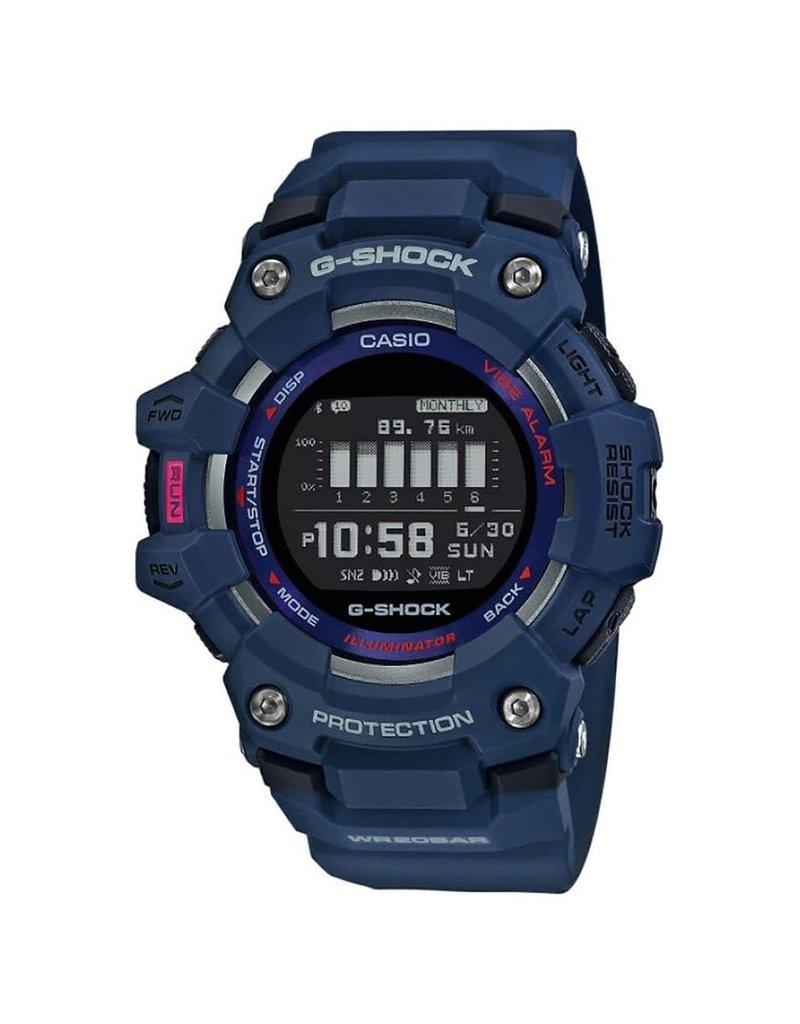 Casio G-Shock GBD-100-2er Horloge Heren G-Squad Digi, Bluetooth
