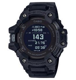 Casio Premium G-Shock GBD-H1000-1er Horloge Heren G-Squad Digi GPS, Solar, Bluetooth