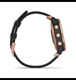 Garmin Garmin 010-02159-37 Fenix 6s Smartwatch Dames Black/rosé sapphire