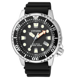 Citizen Citizen BN0150-10E Promaster Sea horloge Eco drive zwart