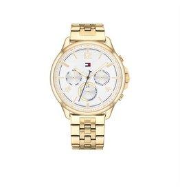 Tommy Hilfiger TH1782223 Horloge Dames Harper staal double