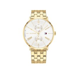 Tommy Hilfiger TH1782069 Horloge dames Jenna staal Double