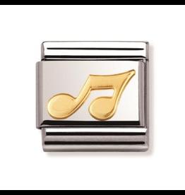 Nomination Composable 030117-02 Nomination schakel muzieknoot