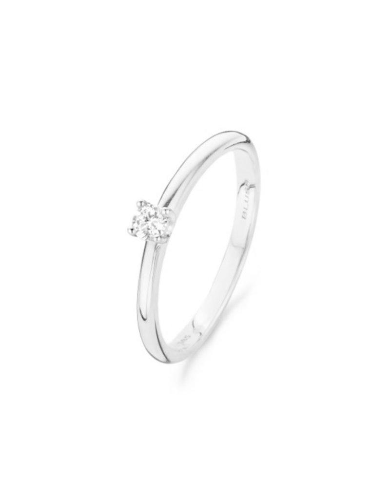 Blush Blush 1602WDI/52 Ring witgoud met diamant Maat 52