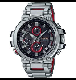 Casio Premium Casio G-Shock MTG-B1000D-1AER Horloge heren MT-G Bluetooth Staal