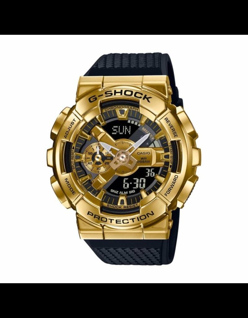 Casio G-Shock GM-110G-1A9ER Horloge heren ana/digi goud