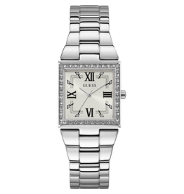 Guess GW0026L1 Horloge Dames Staal met Zirkonia