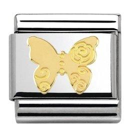 Nomination Composable 030162-13 Nomination classic vlinder