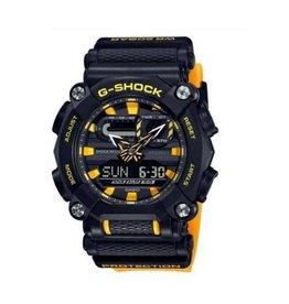 Casio GA-900A-1A9ER Casio G-Shock ana/digi zwart/geel