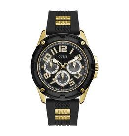 Guess Guess GW0051G2 Horloge Heren Sport Staal Gold