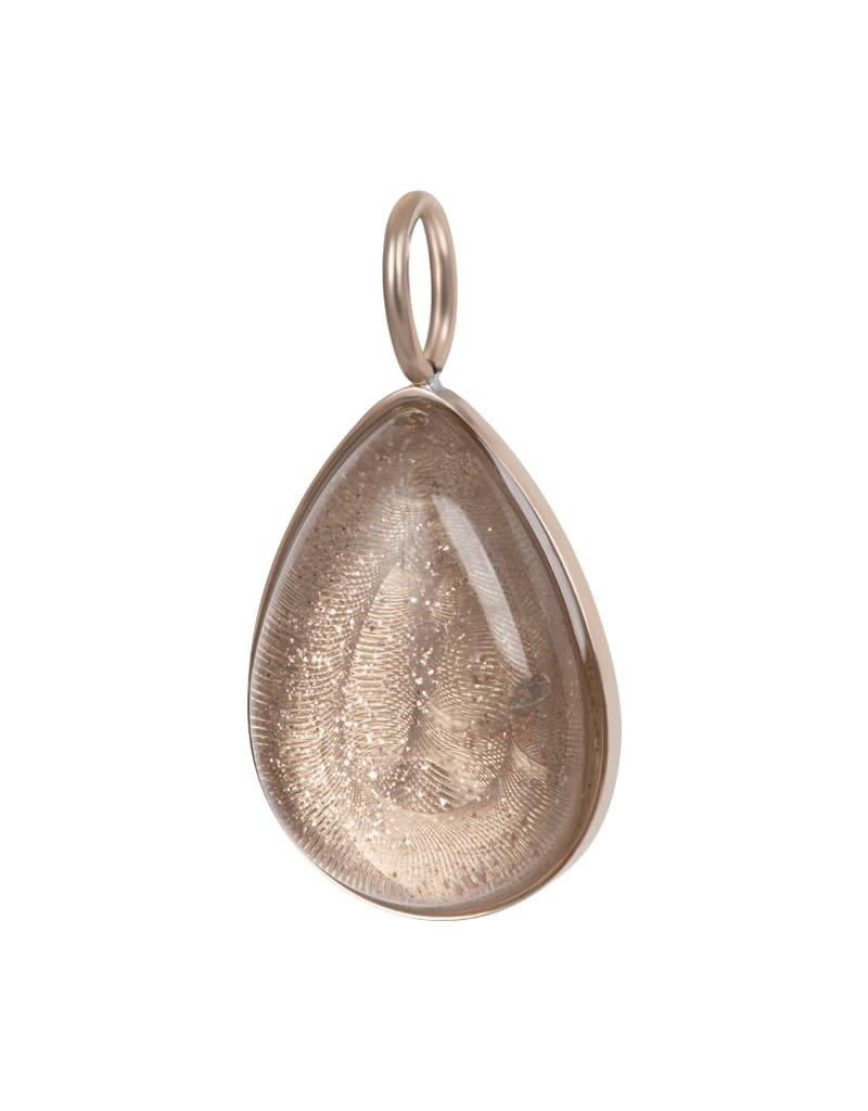 iXXXi C4301899002 Bedel Royal stone drop Topaz champagne