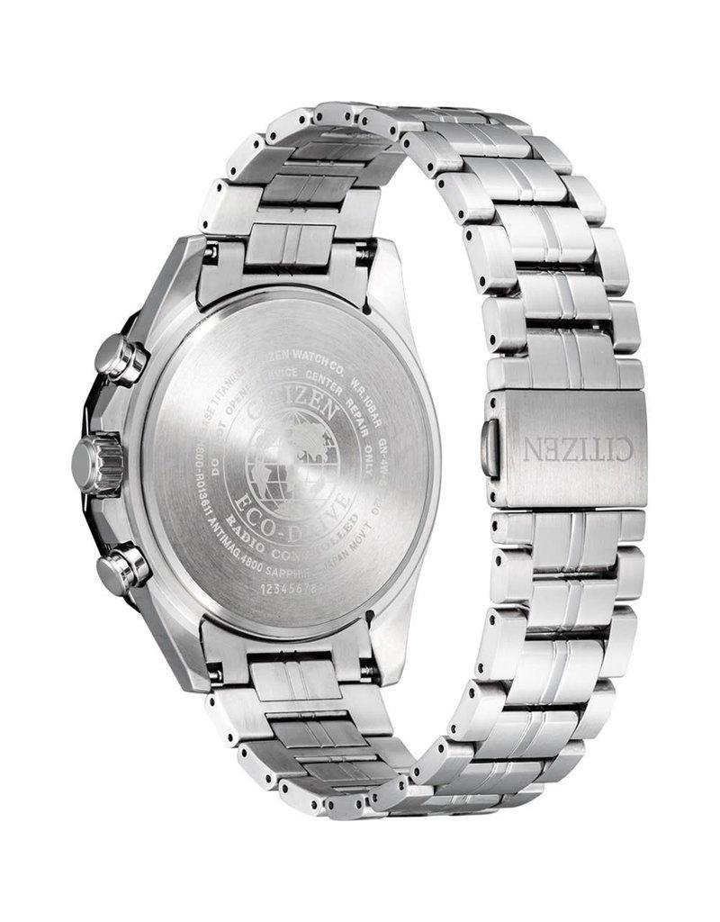 Citizen AT8218-81E heren horloge Pro-master Sky titanium radio controlled