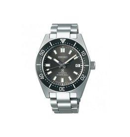 Seiko_Exclusive SPB143J1 Prospex automatic diver heren horloge  staal grijs 200M WR
