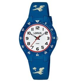 Lorus RRX49GX-9 kinder horloge blauw wit