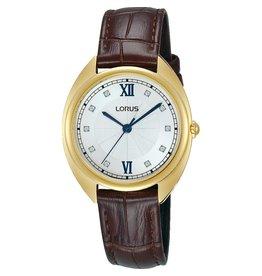 Lorus RG208SX-9 horloge dames double leer.