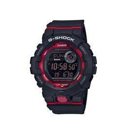 Casio G-Shock GBD-800-1ER Horloge digitaal zwart/rood bluetooth