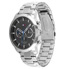 Tommy Hilfiger TH1791794 horloge heren Jameson staal zilver/grijs