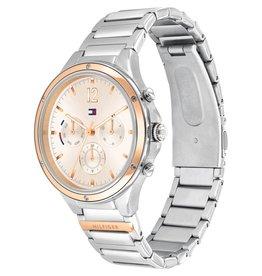 Tommy Hilfiger TH1782279 horloge dames Eve staal/rosé