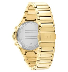 Tommy Hilfiger TH1782278 horloge dames Eve staal/goud