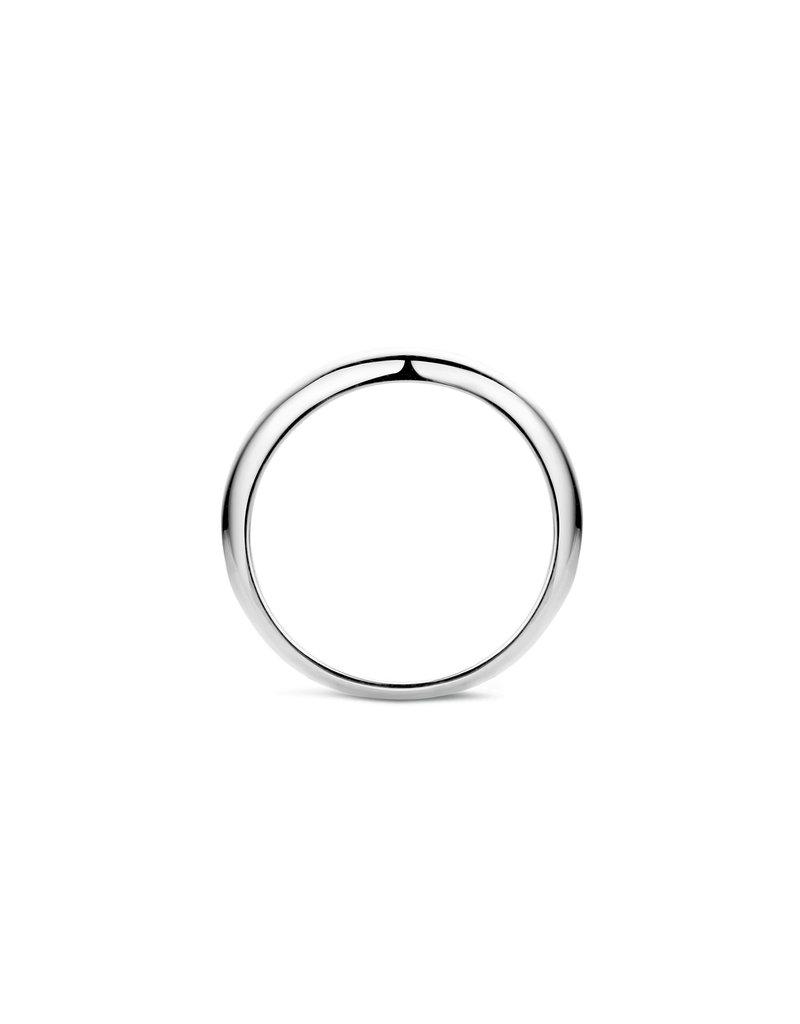 Blush Blush 1207WGO/54 Ring 14 Krt Wit  Goud Mt 54