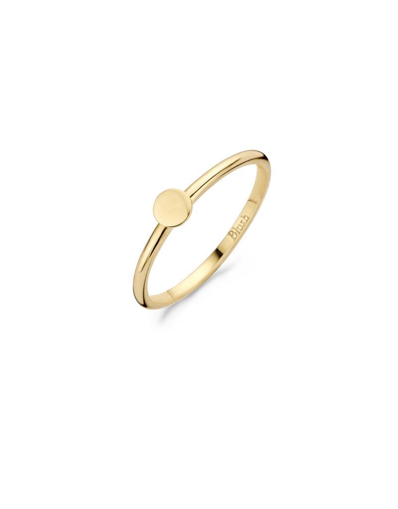 Blush 1212YGO/52 Ring 14 Krt Goud Mt 52