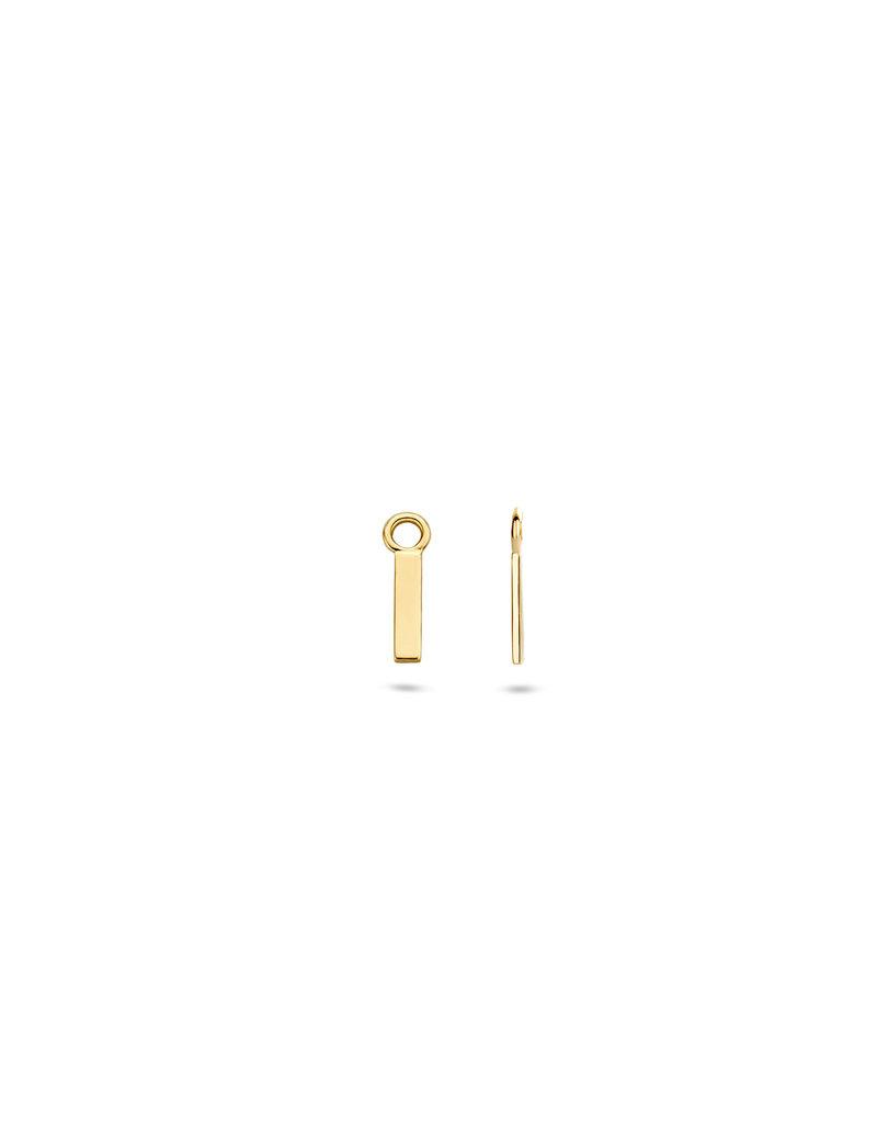 Blush Blush 9056YGO Oorbedels 14 Krt goud