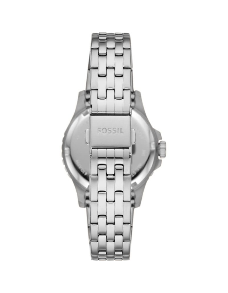 Fossil Fossil ES4744 Horloge Dames staal /zilver