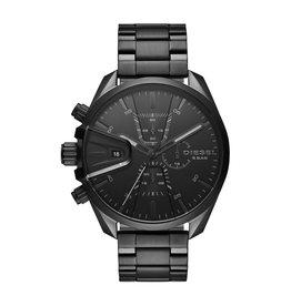 Diesel Diesel DZ4537 Horloge heren chrono staal zwart