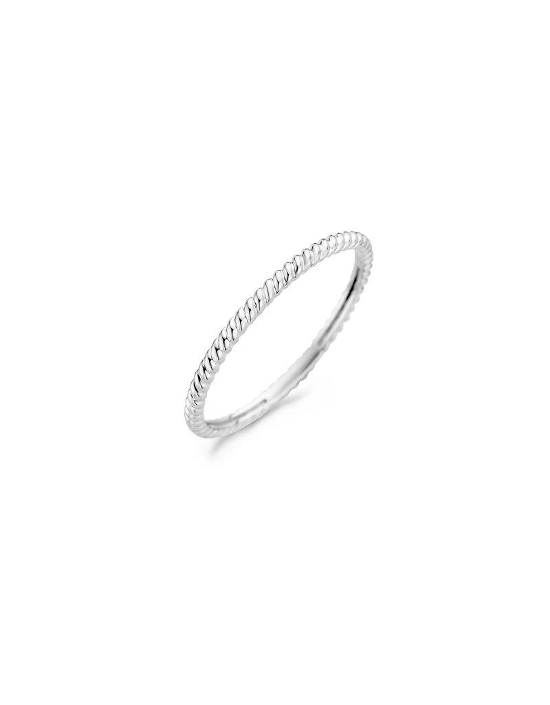 Blush 1196WGO/52 Ring 14krt witgoud