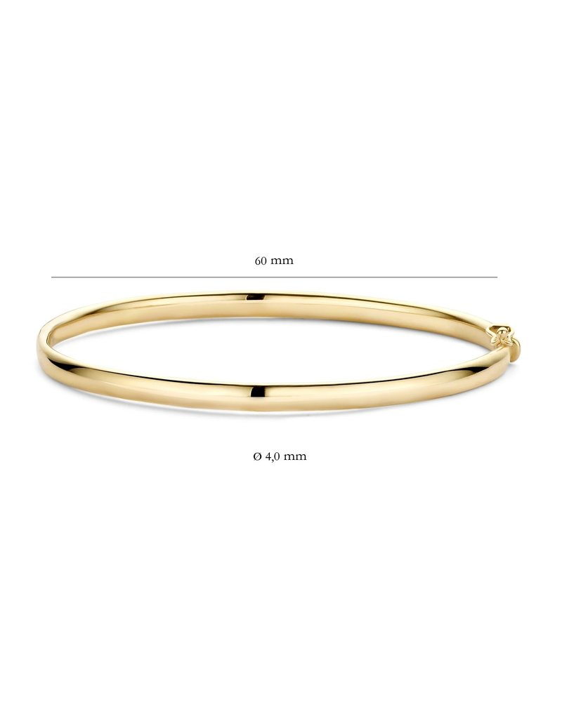 Blush 2155YGO Armband 14 Krt Goud