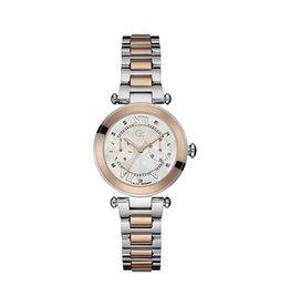 GC GC Y06002L1MF Horloge dames staal rosé