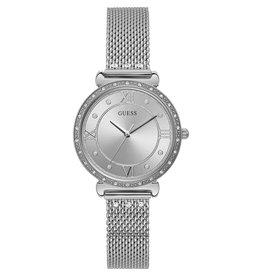 Guess Guess W1289L1 horloge dames staal mesh