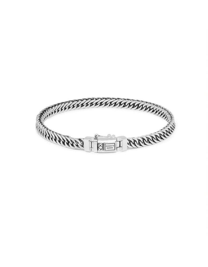 Buddha to Buddha J158 E  Esther Mini Bracelet Silver
