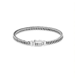 Buddha to Buddha J158 D  Esther Mini Bracelet Silver