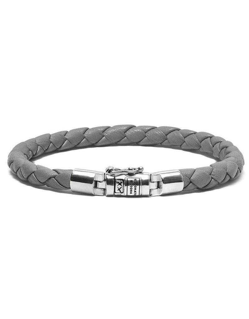 Buddha to Buddha J545GA F Armband Ben XS Round Leather Graphite