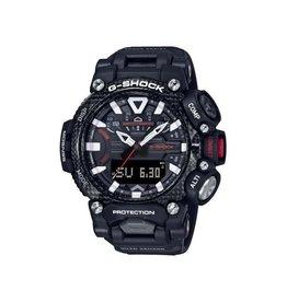 Casio G-Shock GR-B200-1AER horloge heren Gravity Master anadigi carbon
