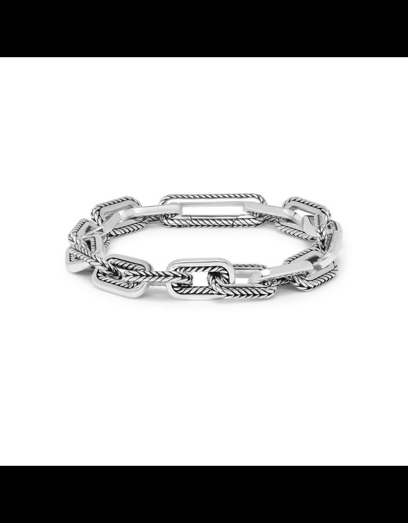 Buddha to Buddha BtoB 116 D Barbara Link Bracelet silver