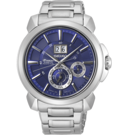 Seiko_Exclusive SNP161P1 Horloge Heren Kinetic Perpetual