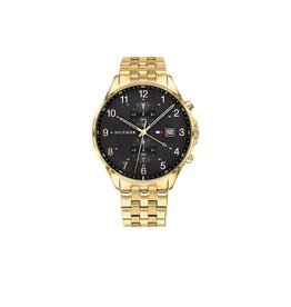 Tommy Hilfiger Tommy Hilfiger TH1791708 horloge heren Chrono gold