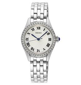 Seiko Seiko SUR333P1 horloge dames staal